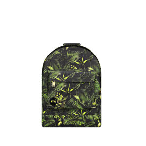 Zeleno-černý batoh Dark Jungle Backpack