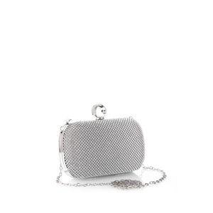 Stříbrná kabelka Jodie