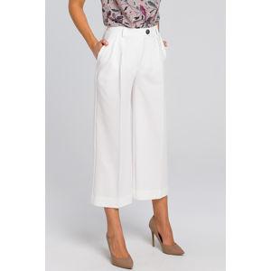 Smetanové kalhoty S139