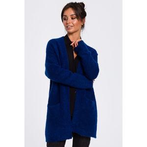 Modrý svetr BK034