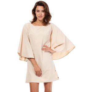 Béžové šaty BW030