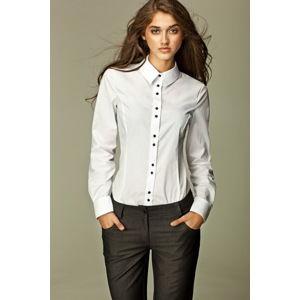 Košile K38 bílá