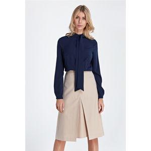 Béžová sukně CSP02