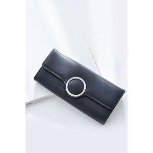 Černá peněženka Suri