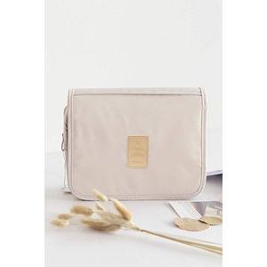 Béžová kosmetická taška Sue