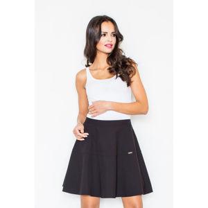 Černá sukně M285