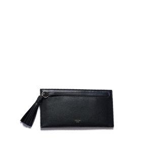 Černá peněženka Piper