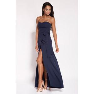 Tmavě modré šaty Lorica