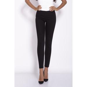 Černé kalhoty Conon