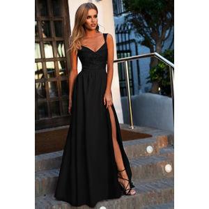 Černé šaty Salma