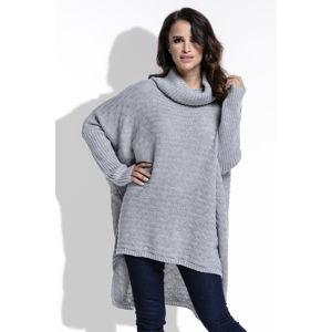 Šedý pulovr Fimfi I213