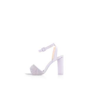 Světle fialové sandály Zelda