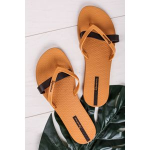 Žluté gumové pantofle Kirey