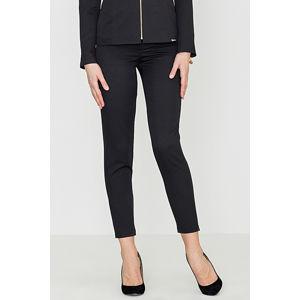 Černé kalhoty K300