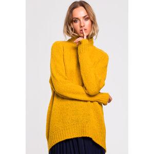 Žlutý pulovr M468