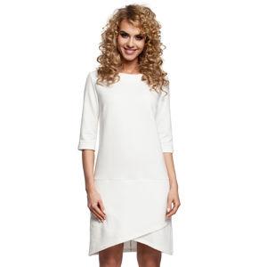 Smetanové šaty MOE 292
