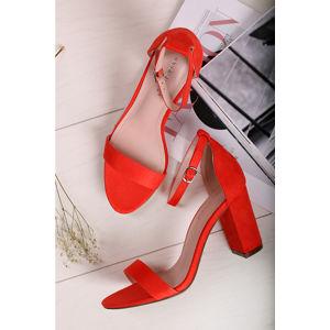 Korálové sandály Estee