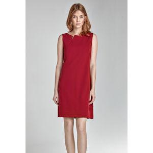 Červené šaty S23