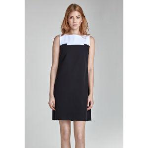 Šaty s25 černá