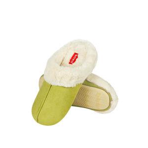 Zelené pantofle Agnes