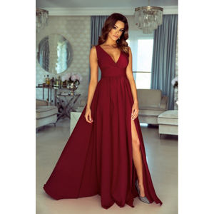 Červené šaty Anabell