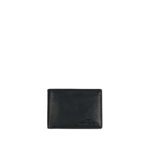 Pánská černá kožená peněženka Ron II