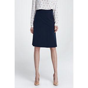 Tmavě modrá sukně SP32