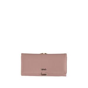 Růžová peněženka Blanche
